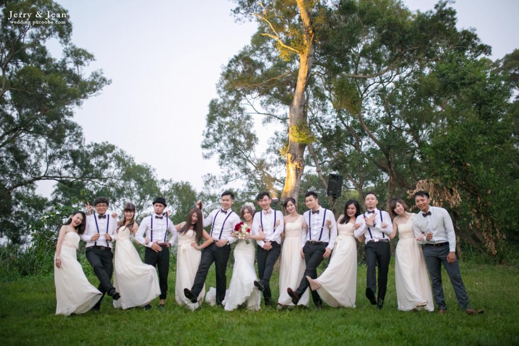 婚禮紀錄在顏氏牧場,台中婚錄推薦張西米71