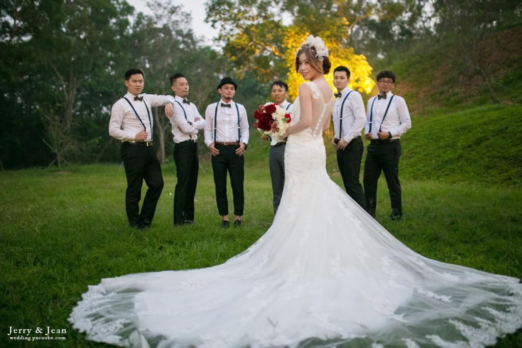 婚禮紀錄在顏氏牧場,台中婚錄推薦張西米73