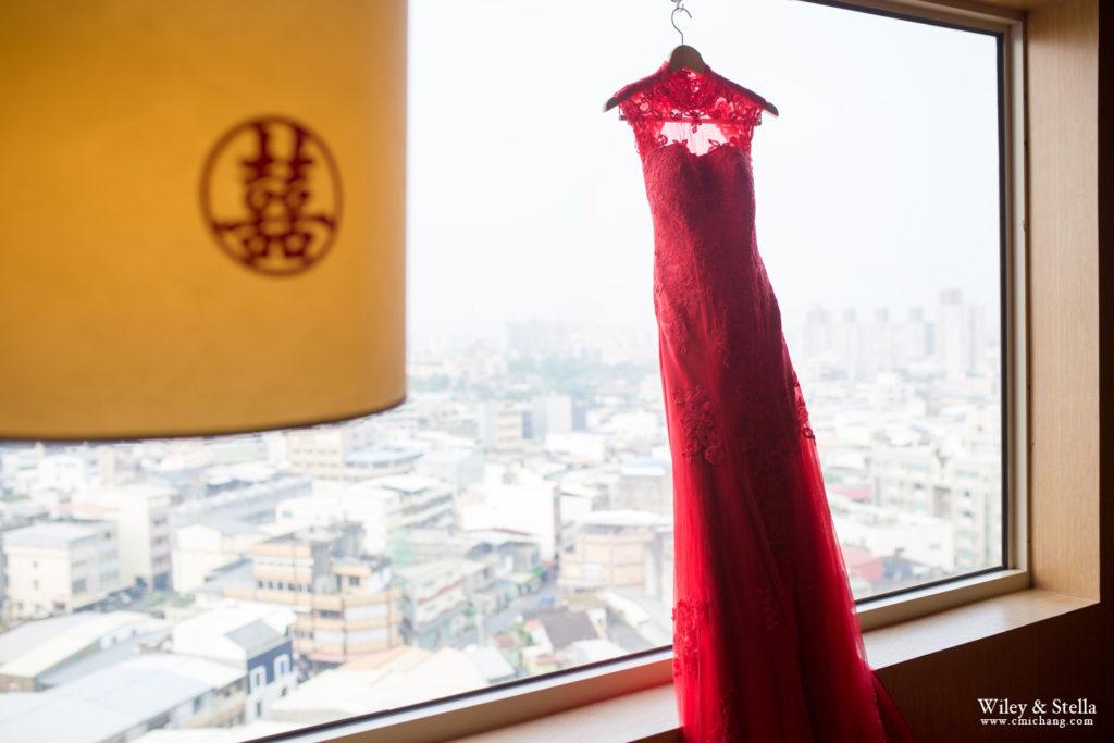 拍攝於蘭城晶英酒店迎娶記錄,台中婚錄推薦張西米3