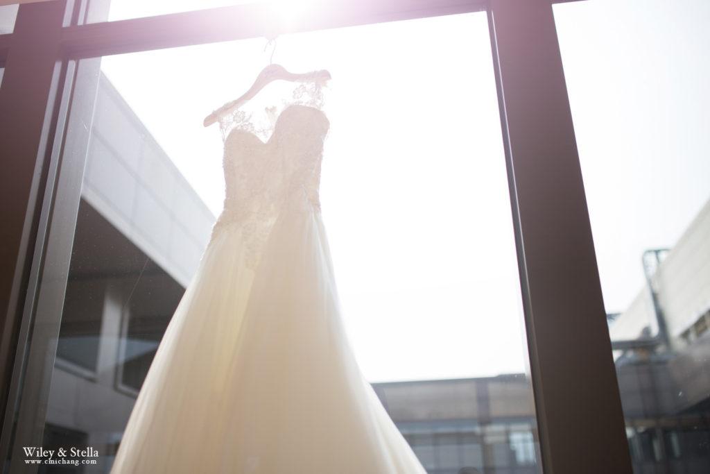 拍攝於蘭城晶英酒店迎娶記錄,台中婚錄推薦張西米4
