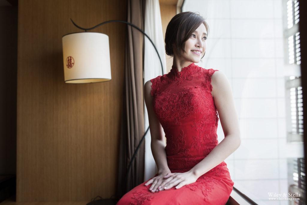 拍攝於蘭城晶英酒店迎娶記錄,台中婚錄推薦張西米6