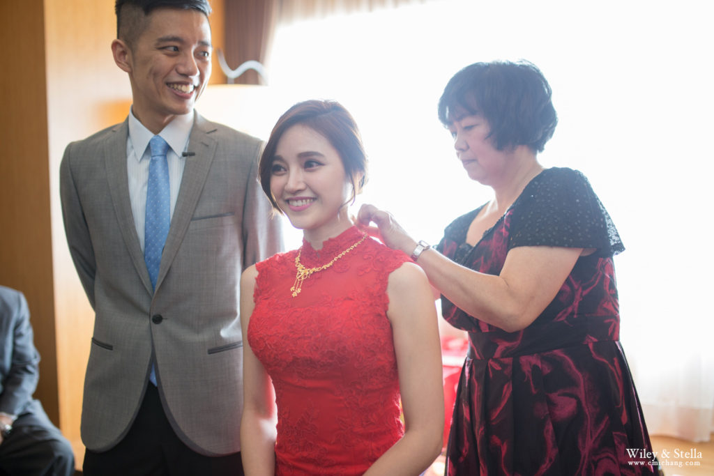 拍攝於蘭城晶英酒店迎娶記錄,台中婚錄推薦張西米10