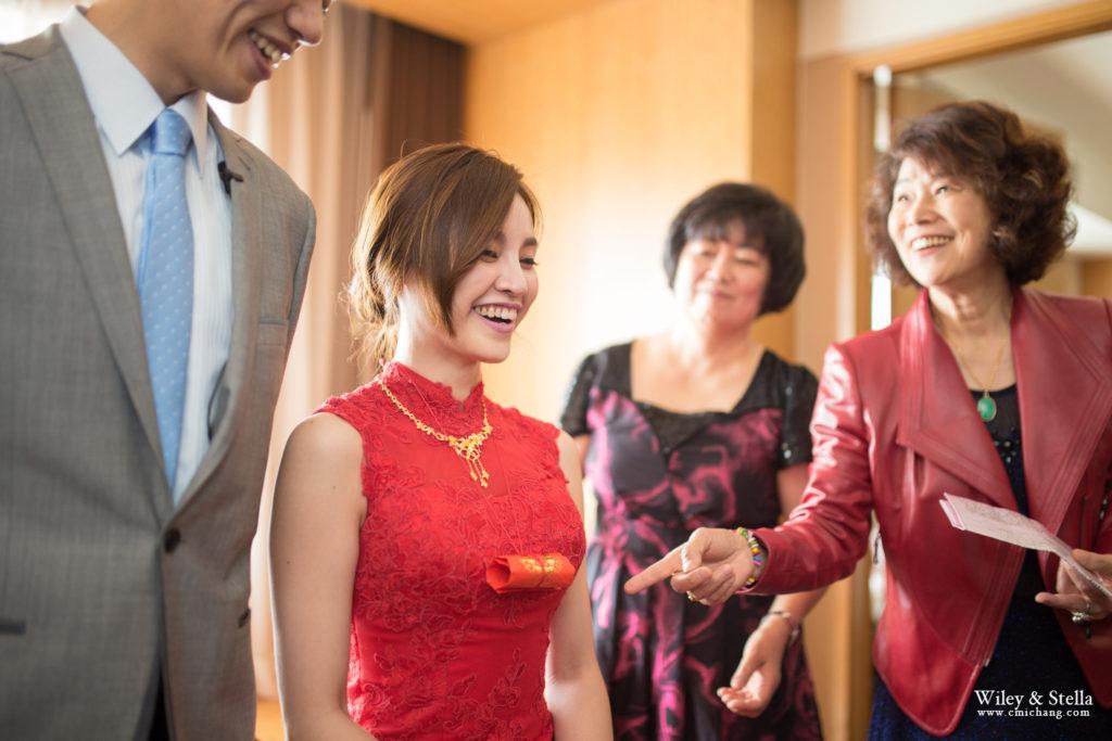 拍攝於蘭城晶英酒店迎娶記錄,台中婚錄推薦張西米11