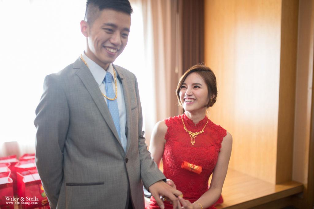 拍攝於蘭城晶英酒店迎娶記錄,台中婚錄推薦張西米13