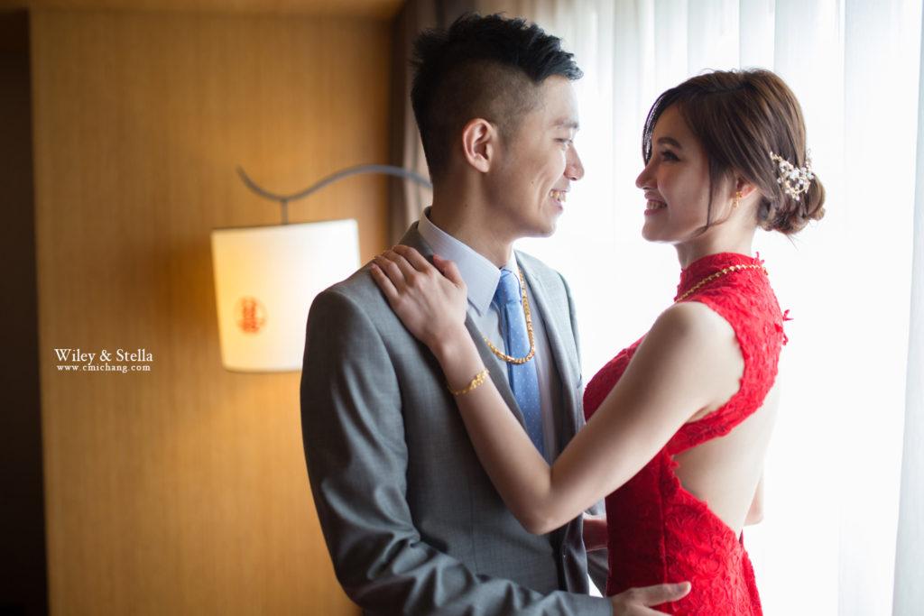 拍攝於蘭城晶英酒店迎娶記錄,台中婚錄推薦張西米18