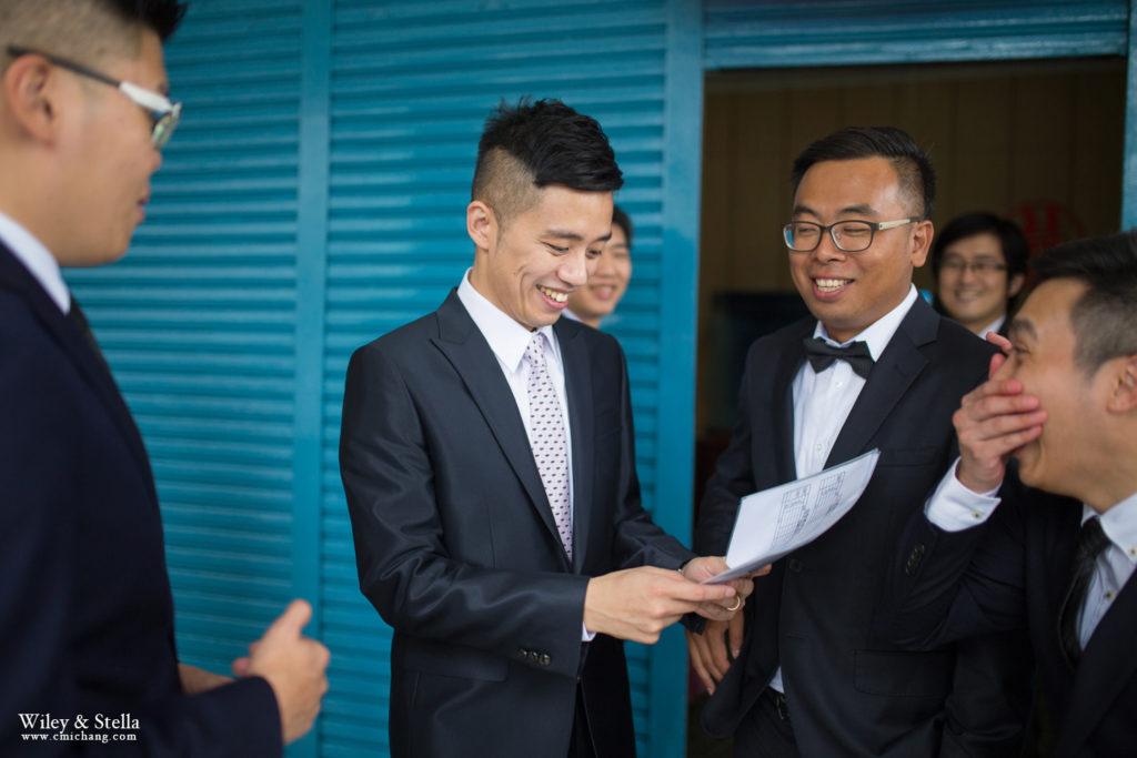 拍攝於蘭城晶英酒店迎娶記錄,台中婚錄推薦張西米22