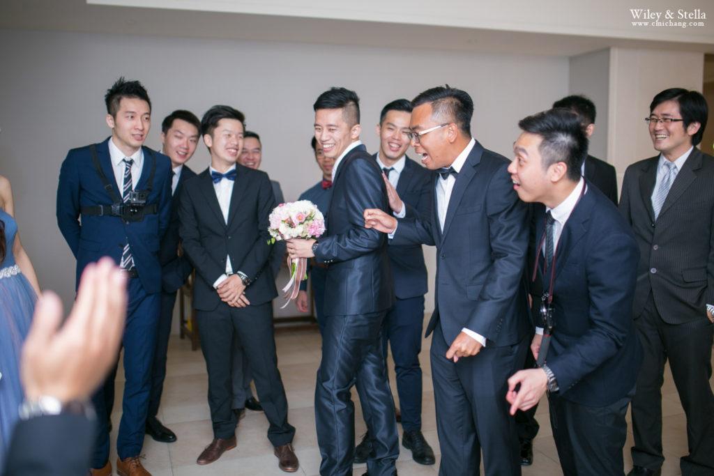拍攝於蘭城晶英酒店迎娶記錄,台中婚錄推薦張西米24