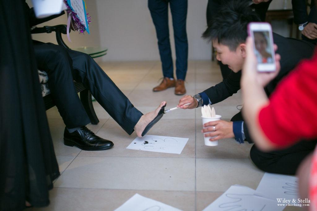 拍攝於蘭城晶英酒店迎娶記錄,台中婚錄推薦張西米25