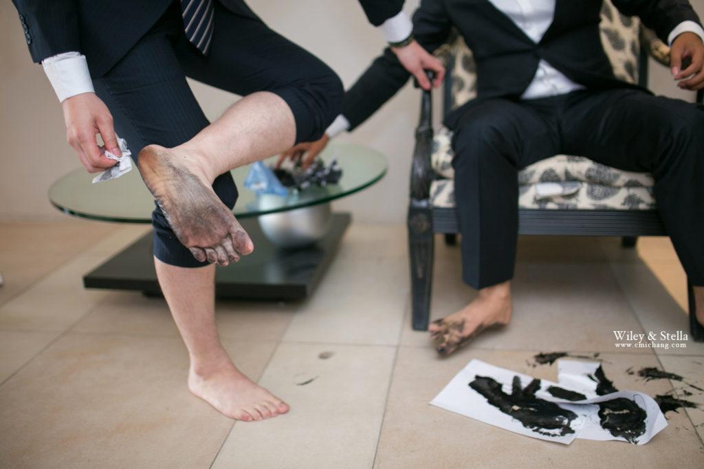 拍攝於蘭城晶英酒店迎娶記錄,台中婚錄推薦張西米27