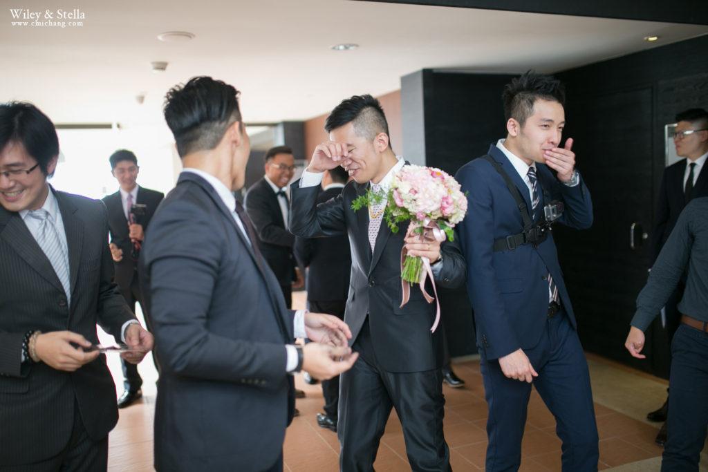 拍攝於蘭城晶英酒店迎娶記錄,台中婚錄推薦張西米30