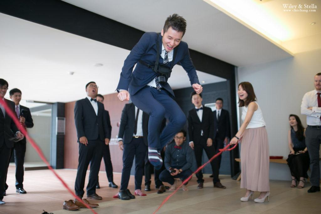 拍攝於蘭城晶英酒店迎娶記錄,台中婚錄推薦張西米31