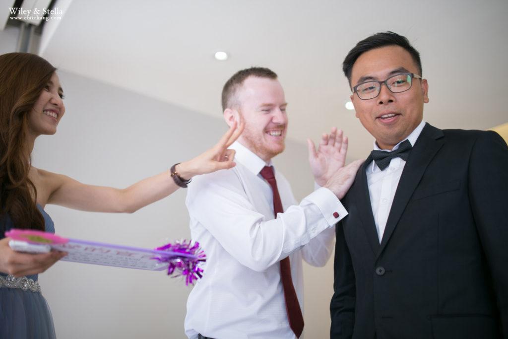 拍攝於蘭城晶英酒店迎娶記錄,台中婚錄推薦張西米33