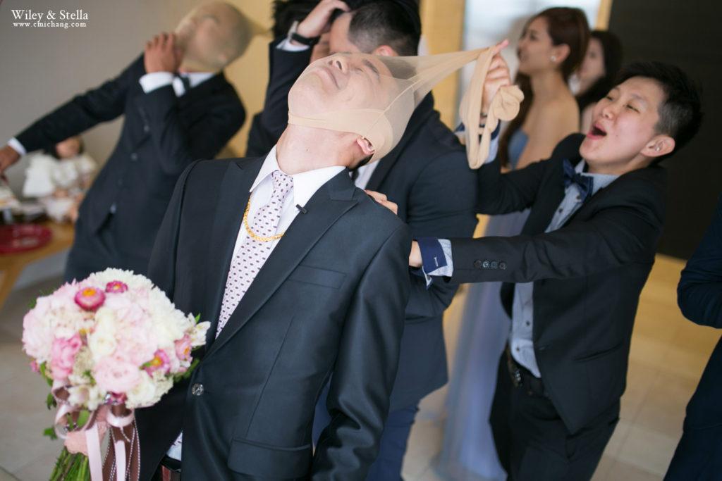 拍攝於蘭城晶英酒店迎娶記錄,台中婚錄推薦張西米36