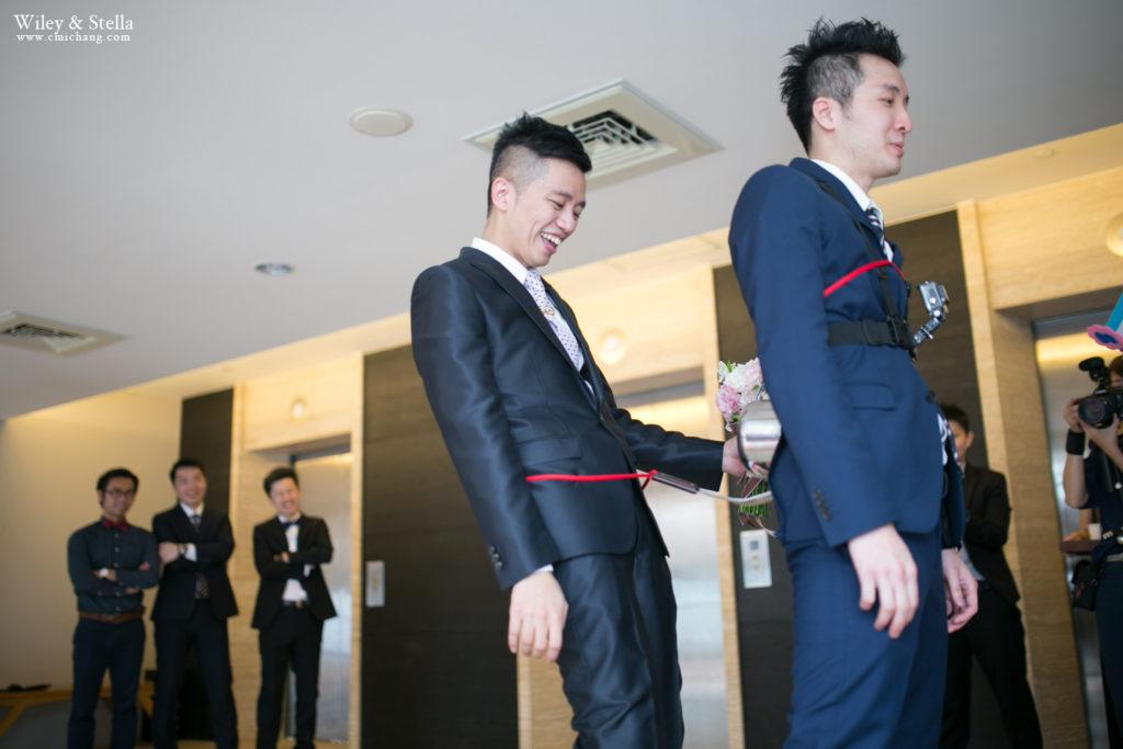 拍攝於蘭城晶英酒店迎娶記錄,台中婚錄推薦張西米40