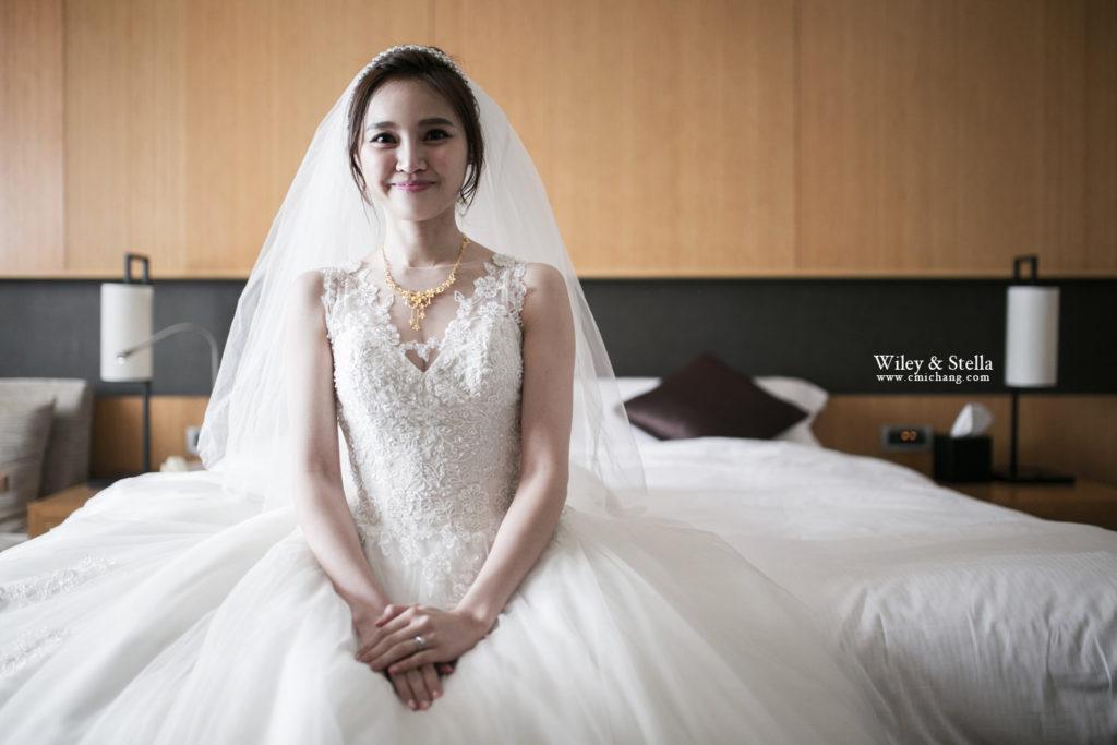 拍攝於蘭城晶英酒店迎娶記錄,台中婚錄推薦張西米41