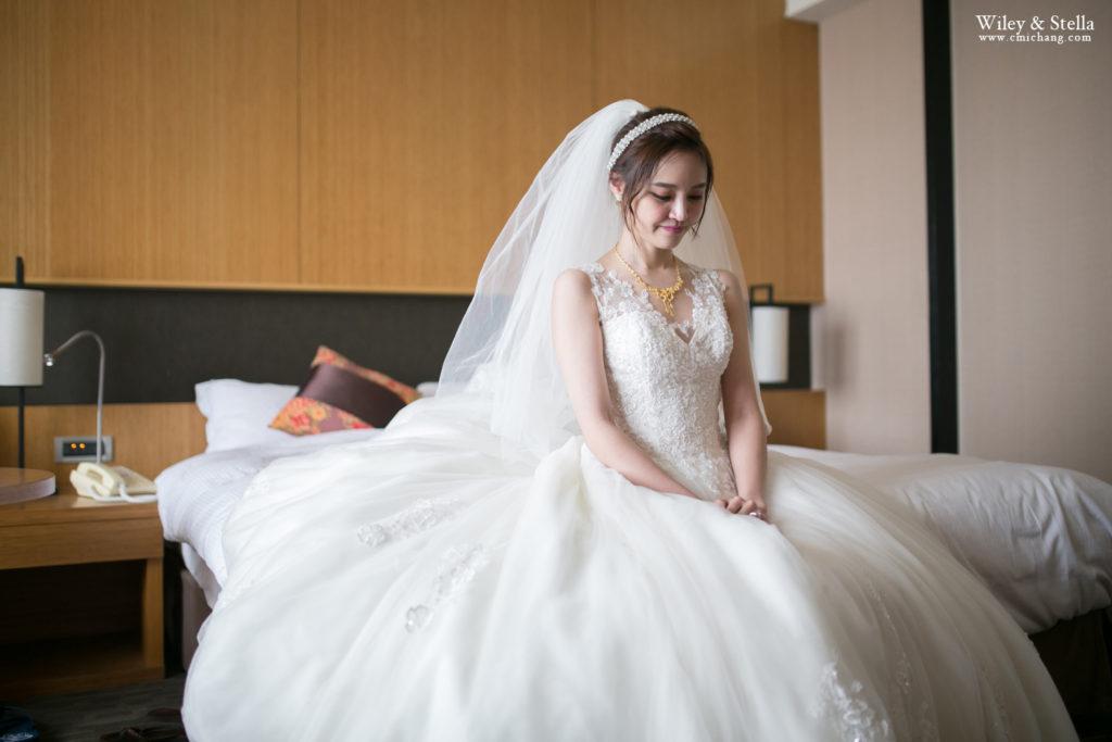 拍攝於蘭城晶英酒店迎娶記錄,台中婚錄推薦張西米42