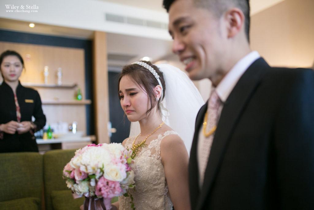 拍攝於蘭城晶英酒店迎娶記錄,台中婚錄推薦張西米44