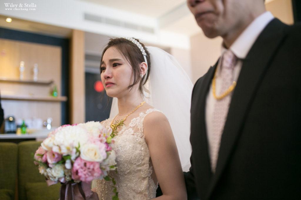 拍攝於蘭城晶英酒店迎娶記錄,台中婚錄推薦張西米45