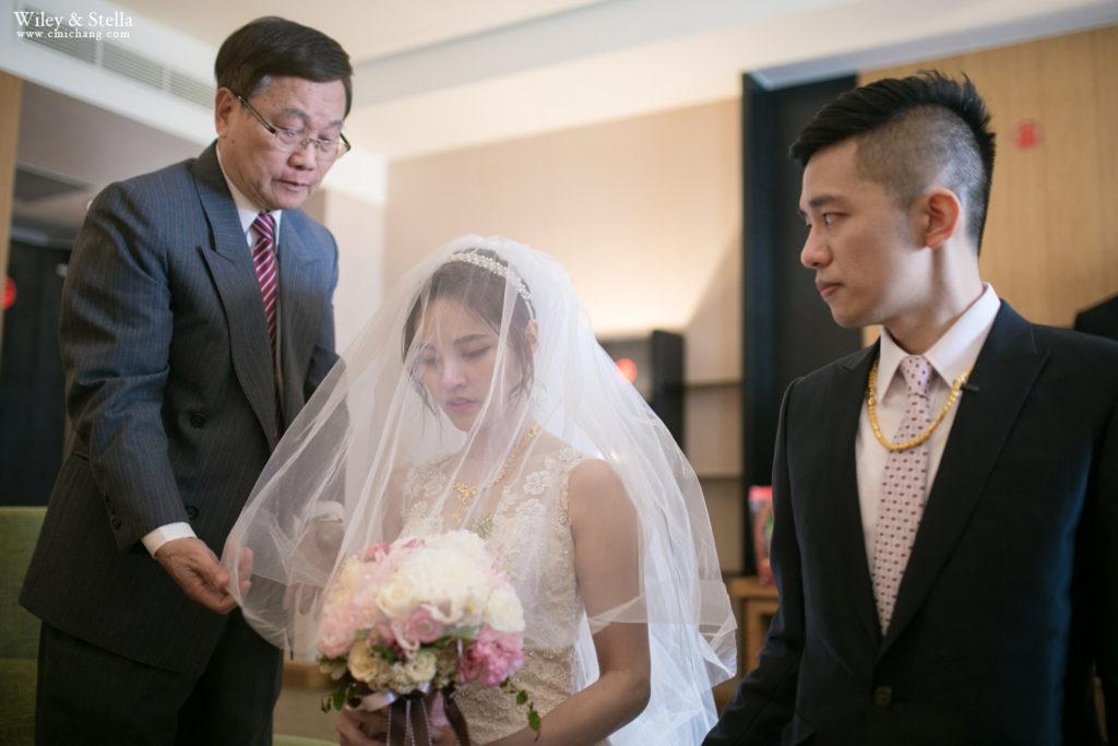 拍攝於蘭城晶英酒店迎娶記錄,台中婚錄推薦張西米46