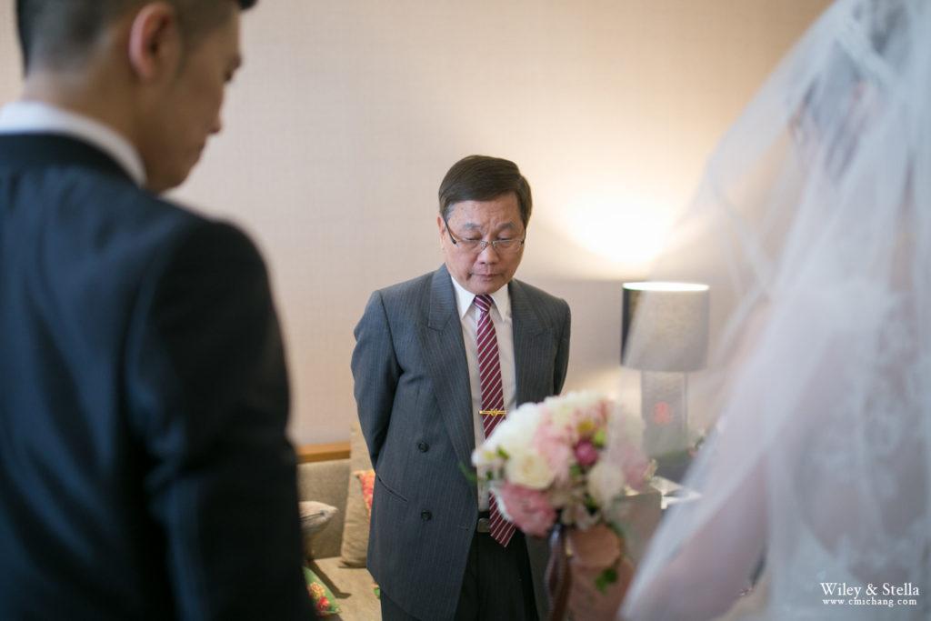 拍攝於蘭城晶英酒店迎娶記錄,台中婚錄推薦張西米48