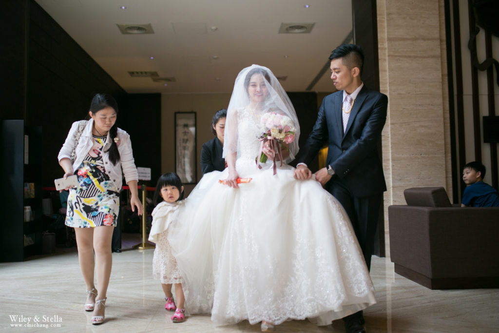 拍攝於蘭城晶英酒店迎娶記錄,台中婚錄推薦張西米49