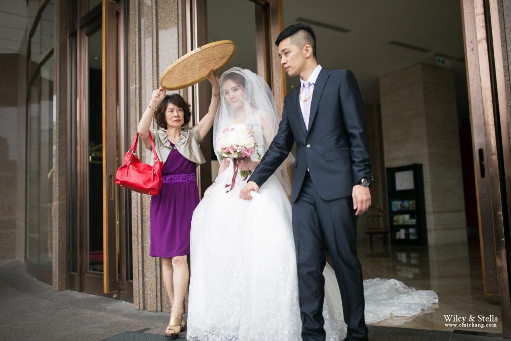 拍攝於蘭城晶英酒店迎娶記錄,台中婚錄推薦張西米52