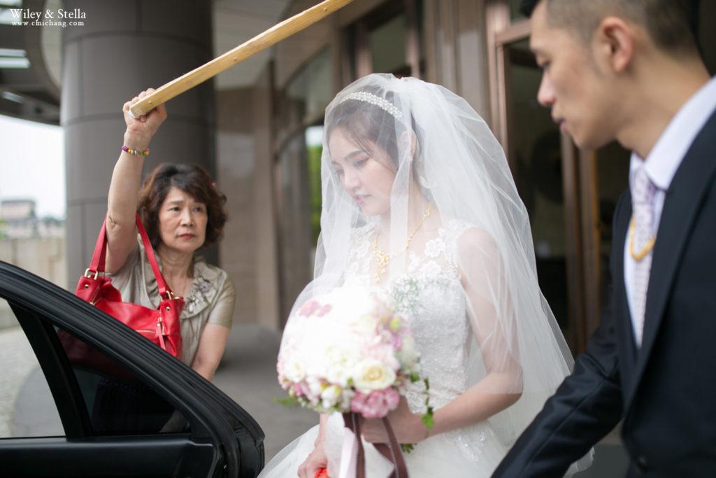 拍攝於蘭城晶英酒店迎娶記錄,台中婚錄推薦張西米53