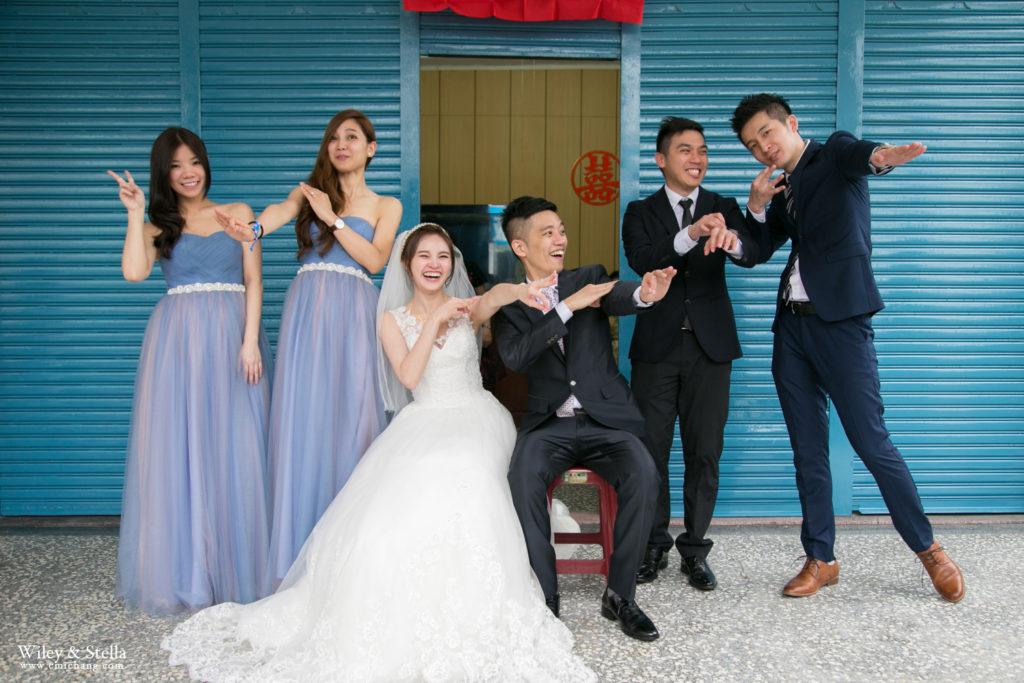 拍攝於蘭城晶英酒店迎娶記錄,台中婚錄推薦張西米54