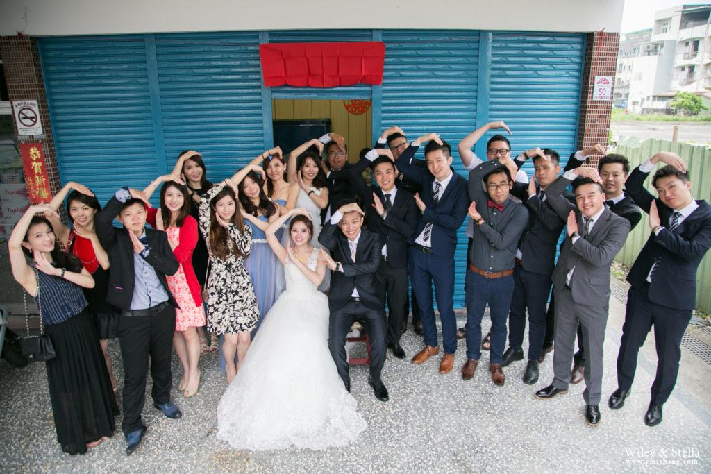 拍攝於蘭城晶英酒店迎娶記錄,台中婚錄推薦張西米55