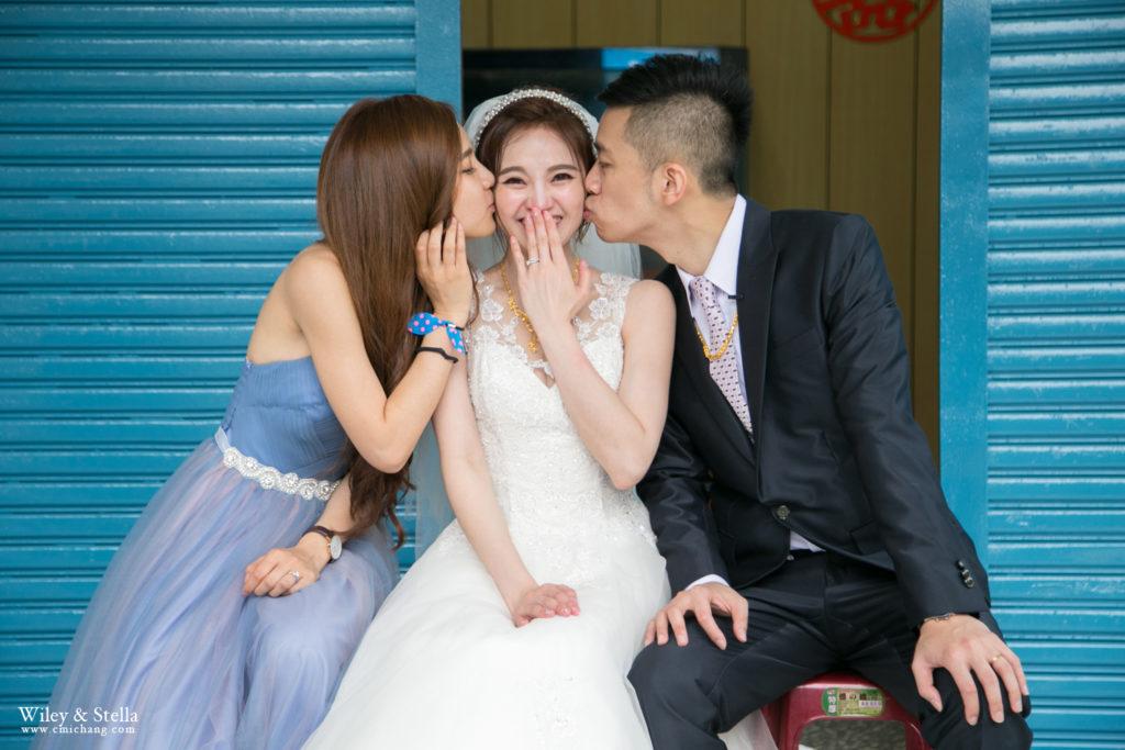 拍攝於蘭城晶英酒店迎娶記錄,台中婚錄推薦張西米56