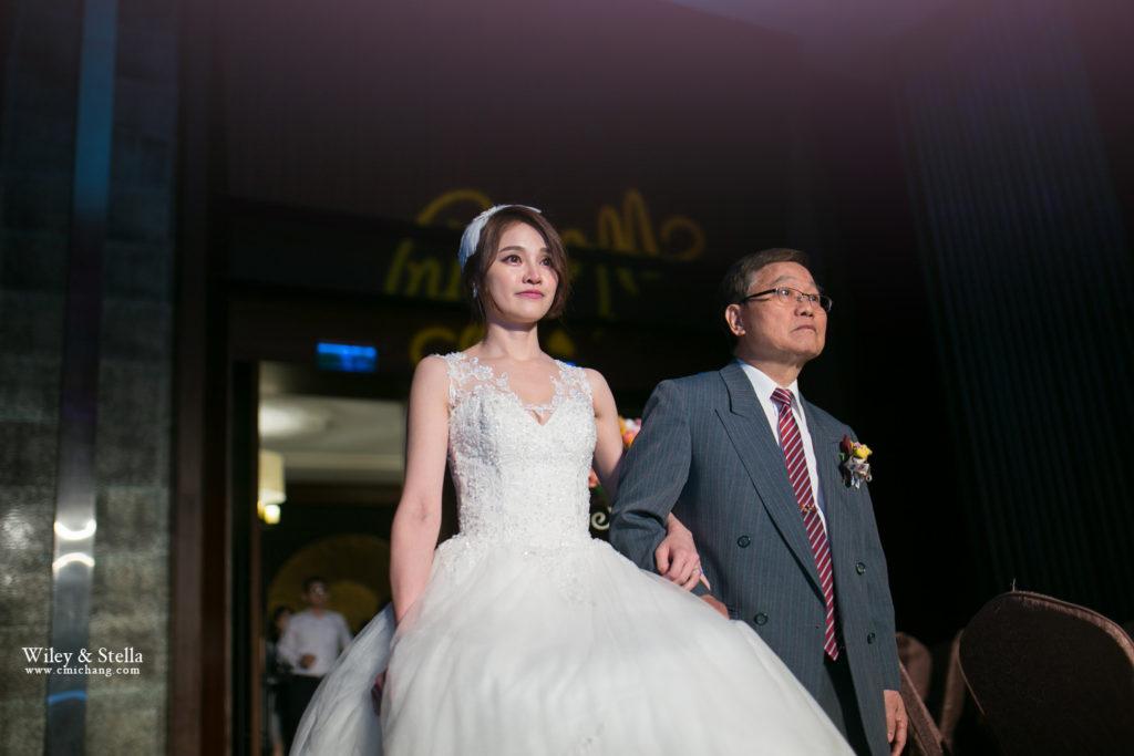 拍攝於蘭城晶英酒店迎娶記錄,台中婚錄推薦張西米58
