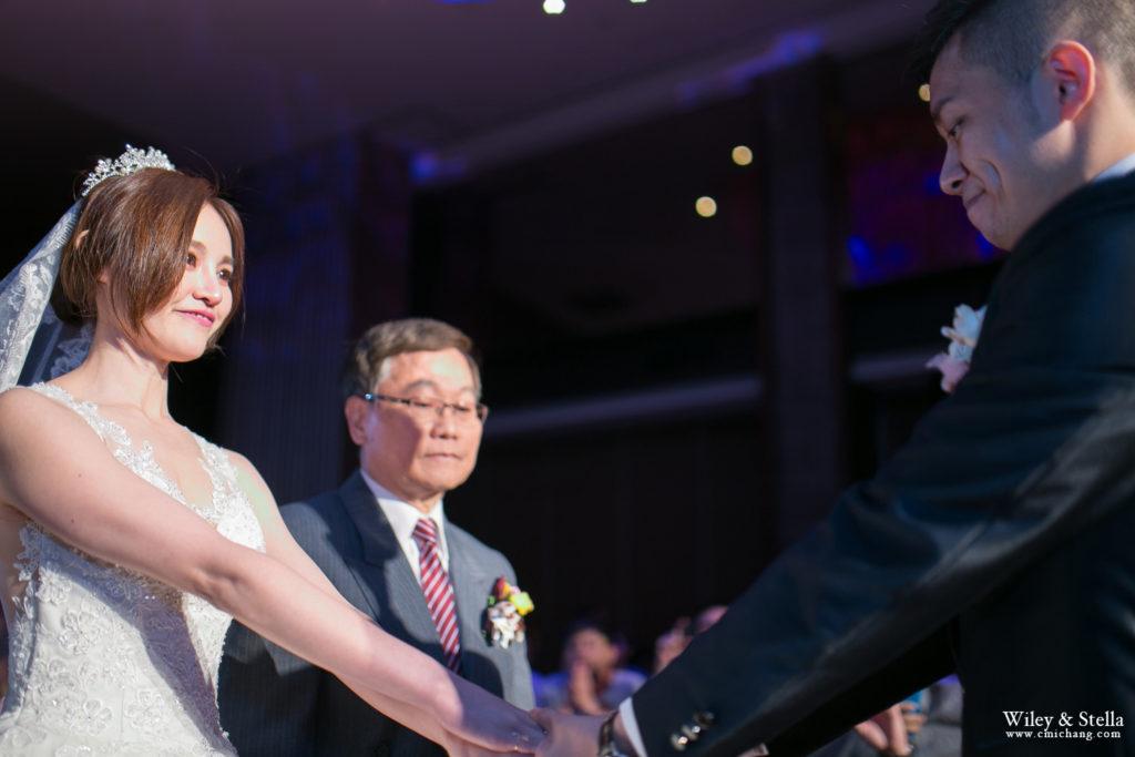 拍攝於蘭城晶英酒店迎娶記錄,台中婚錄推薦張西米66