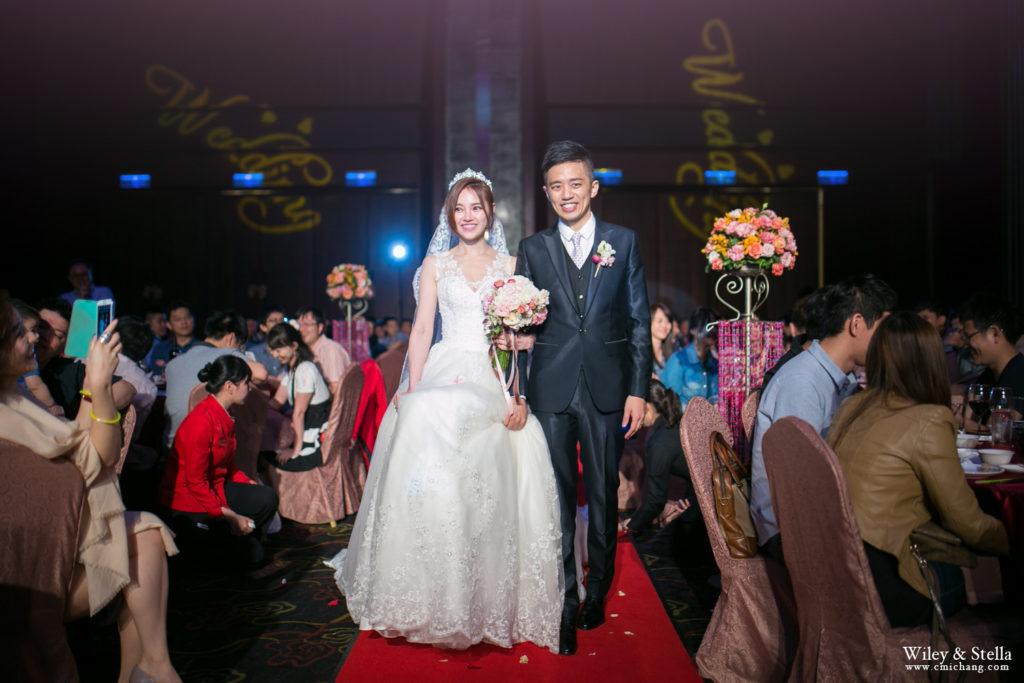 拍攝於蘭城晶英酒店迎娶記錄,台中婚錄推薦張西米68