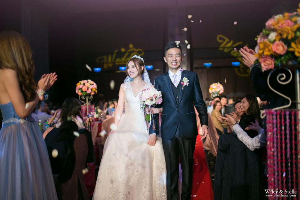拍攝於蘭城晶英酒店迎娶記錄,台中婚錄推薦張西米69