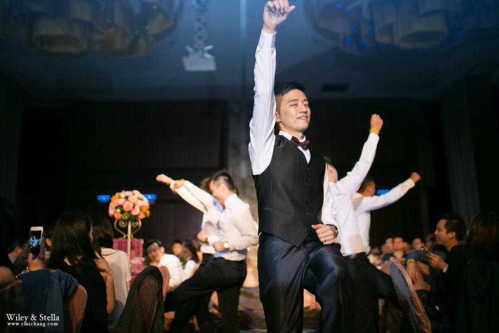 拍攝於蘭城晶英酒店迎娶記錄,台中婚錄推薦張西米76