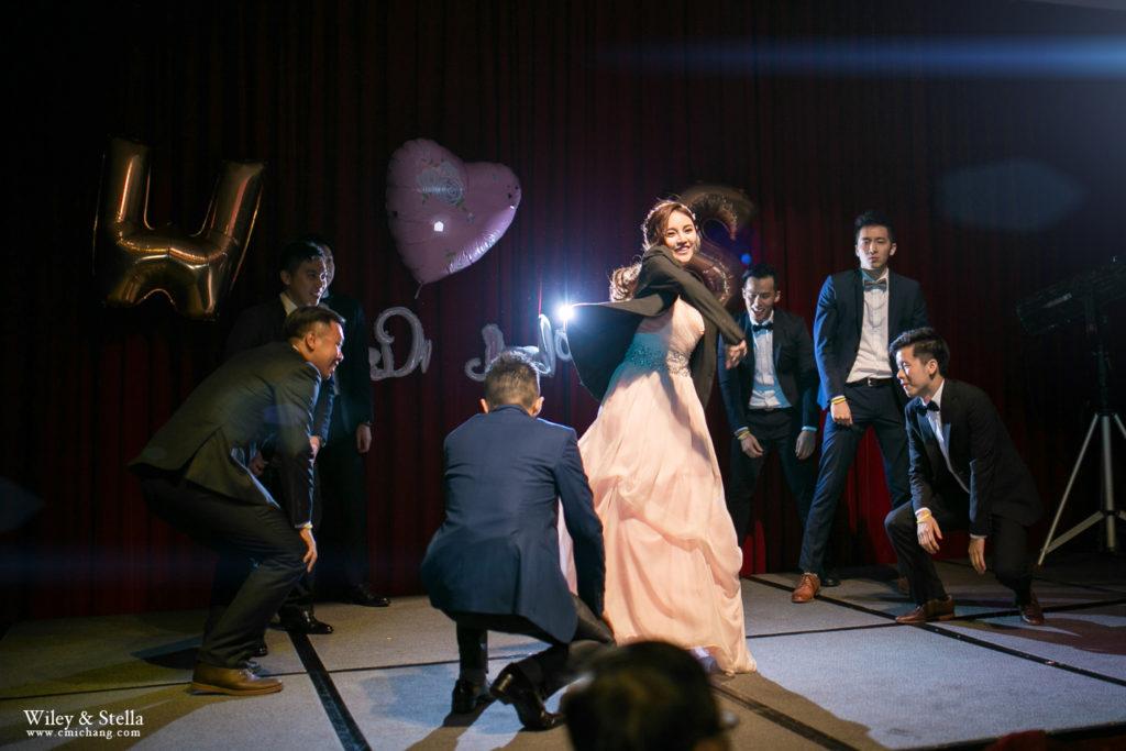 拍攝於蘭城晶英酒店迎娶記錄,台中婚錄推薦張西米80