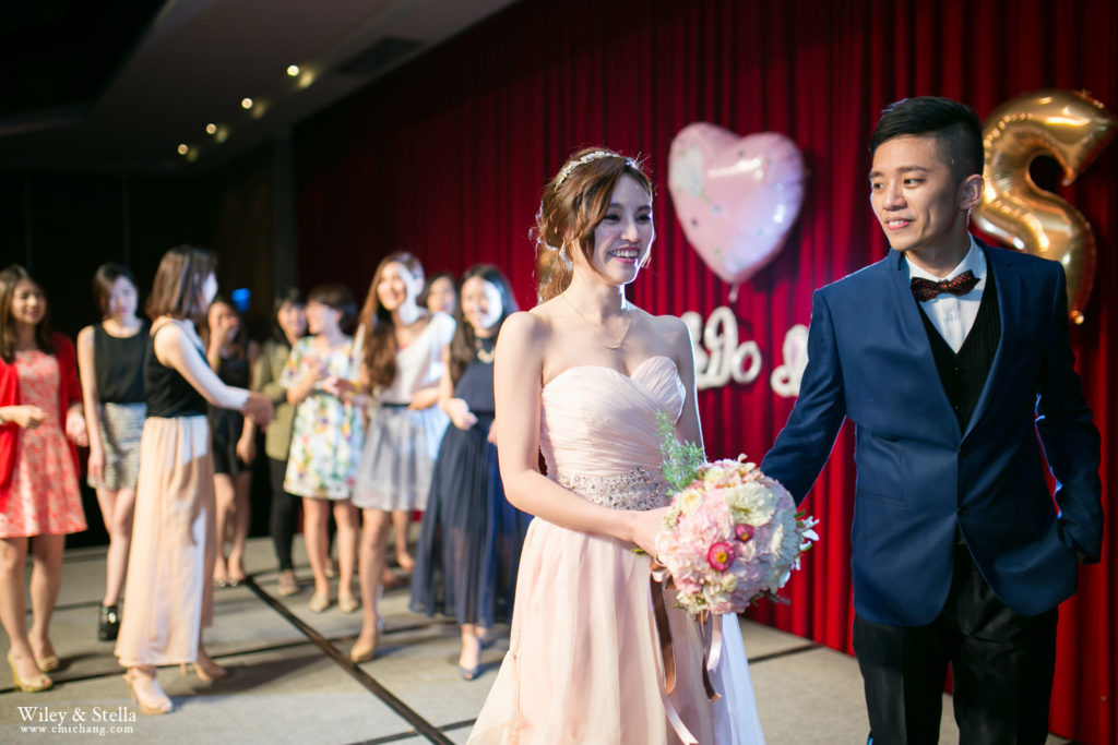 拍攝於蘭城晶英酒店迎娶記錄,台中婚錄推薦張西米81
