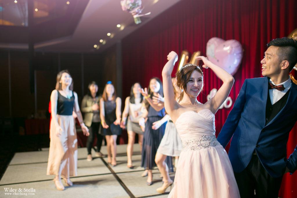 拍攝於蘭城晶英酒店迎娶記錄,台中婚錄推薦張西米82