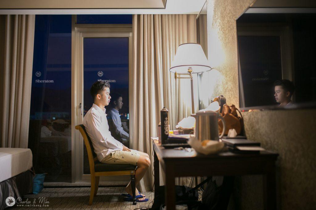 台東桂田喜來登酒店迎娶紀錄,台中婚錄推薦1