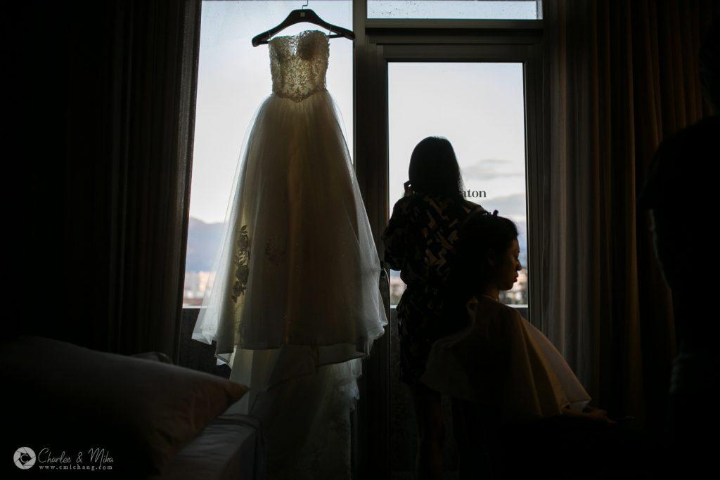 台東桂田喜來登酒店迎娶紀錄,台中婚錄推薦7