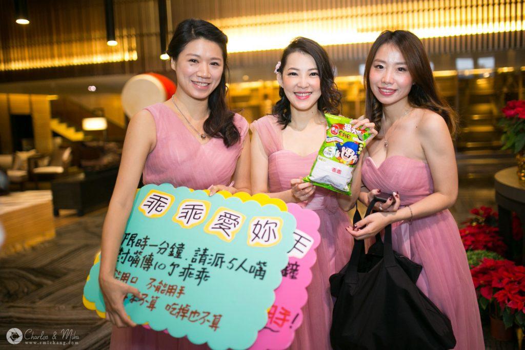 台東桂田喜來登酒店迎娶紀錄,台中婚錄推薦22
