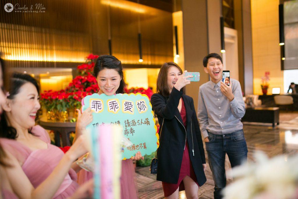 台東桂田喜來登酒店迎娶紀錄,台中婚錄推薦24
