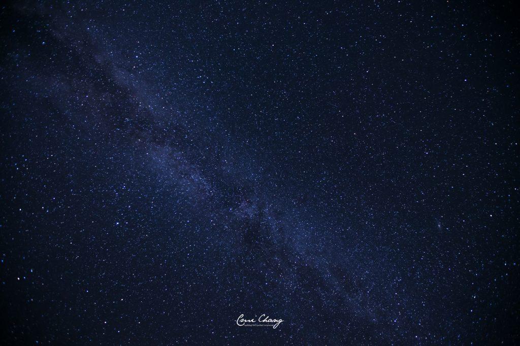 最美夏日銀河特輯就在合歡山,台中婚錄推薦2