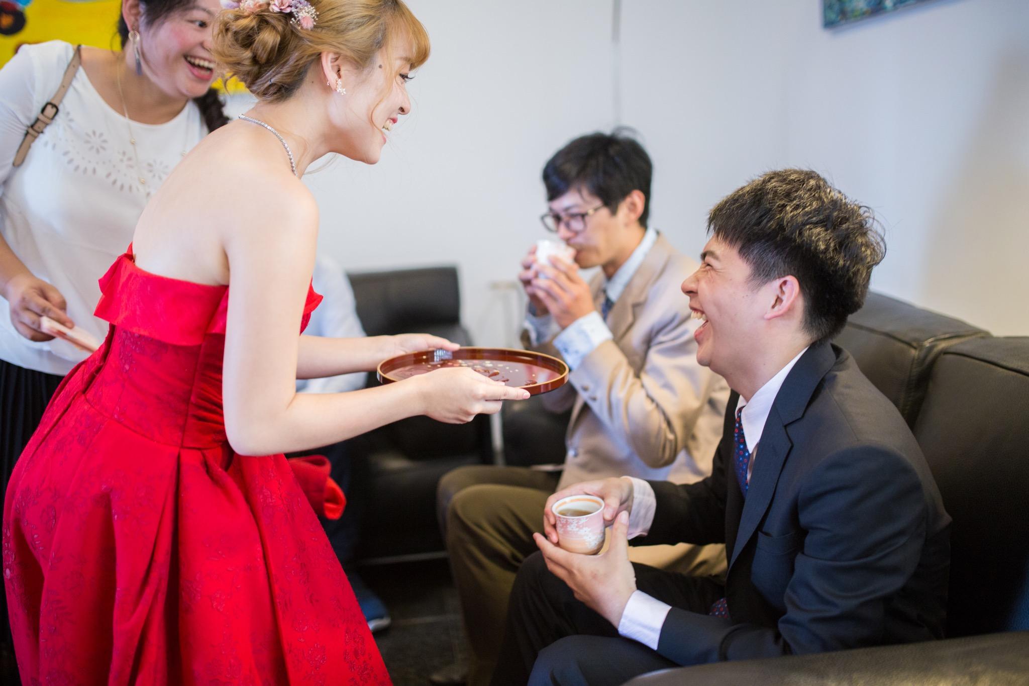 南投南峰高爾夫球場,舉辦婚禮文定儀式,攝影師張西米,台中婚錄推薦36