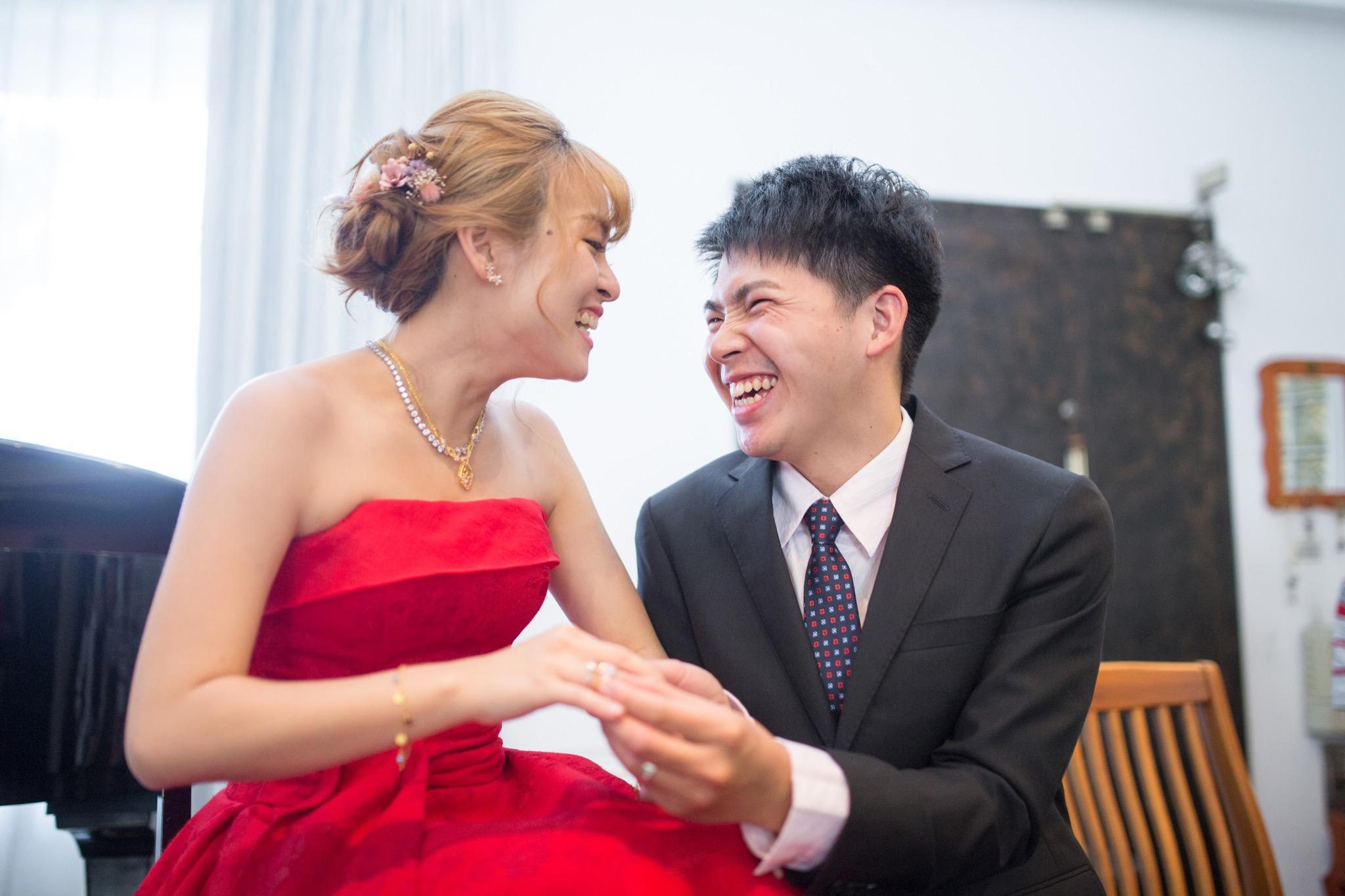 南投南峰高爾夫球場,舉辦婚禮文定儀式,攝影師張西米,台中婚錄推薦40