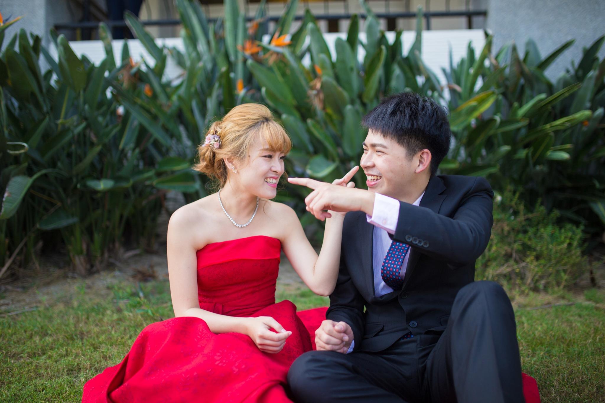 南投南峰高爾夫球場,舉辦婚禮文定儀式,攝影師張西米,台中婚錄推薦46