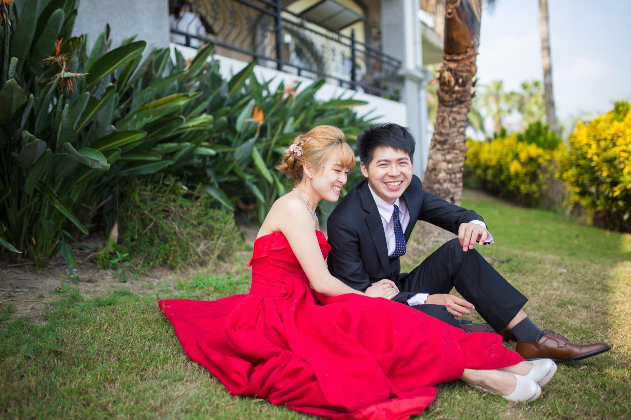 南投南峰高爾夫球場,舉辦婚禮文定儀式,攝影師張西米,台中婚錄推薦47