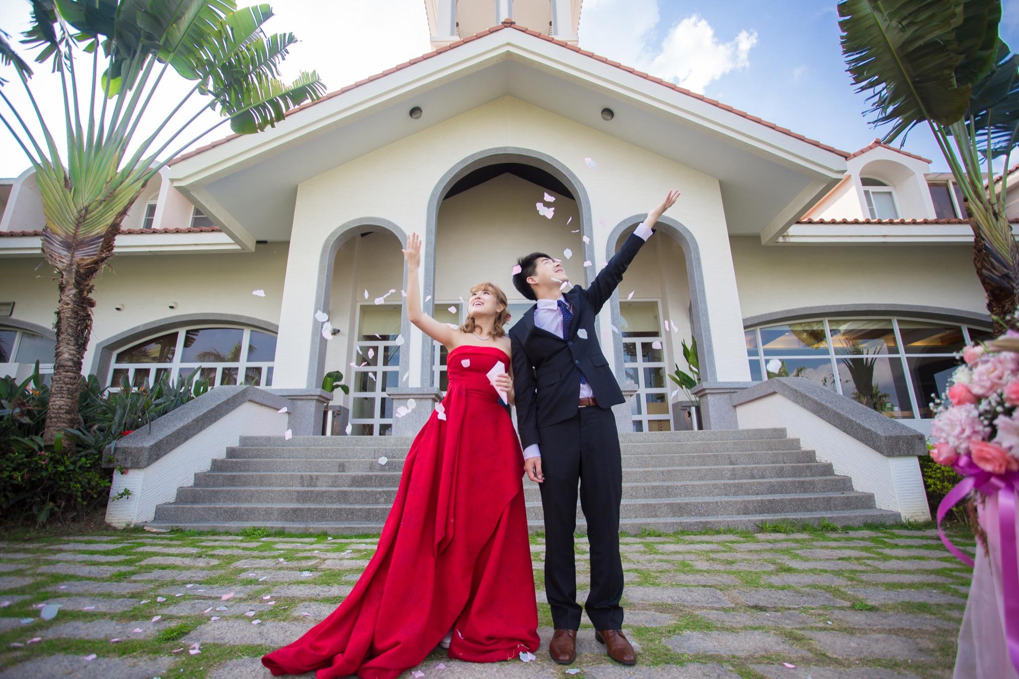 南投南峰高爾夫球場,舉辦婚禮文定儀式,攝影師張西米,台中婚錄推薦51