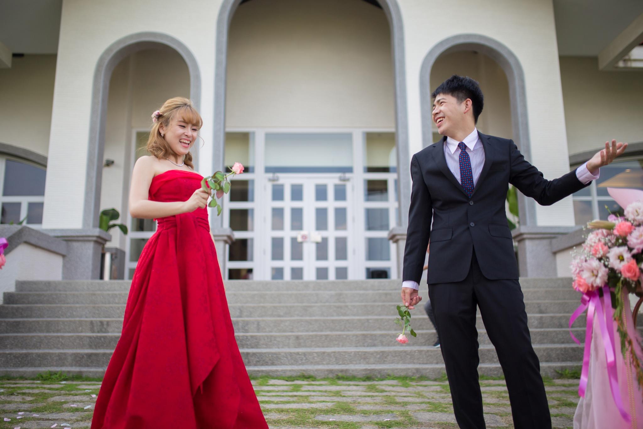 南投南峰高爾夫球場,舉辦婚禮文定儀式,攝影師張西米,台中婚錄推薦52