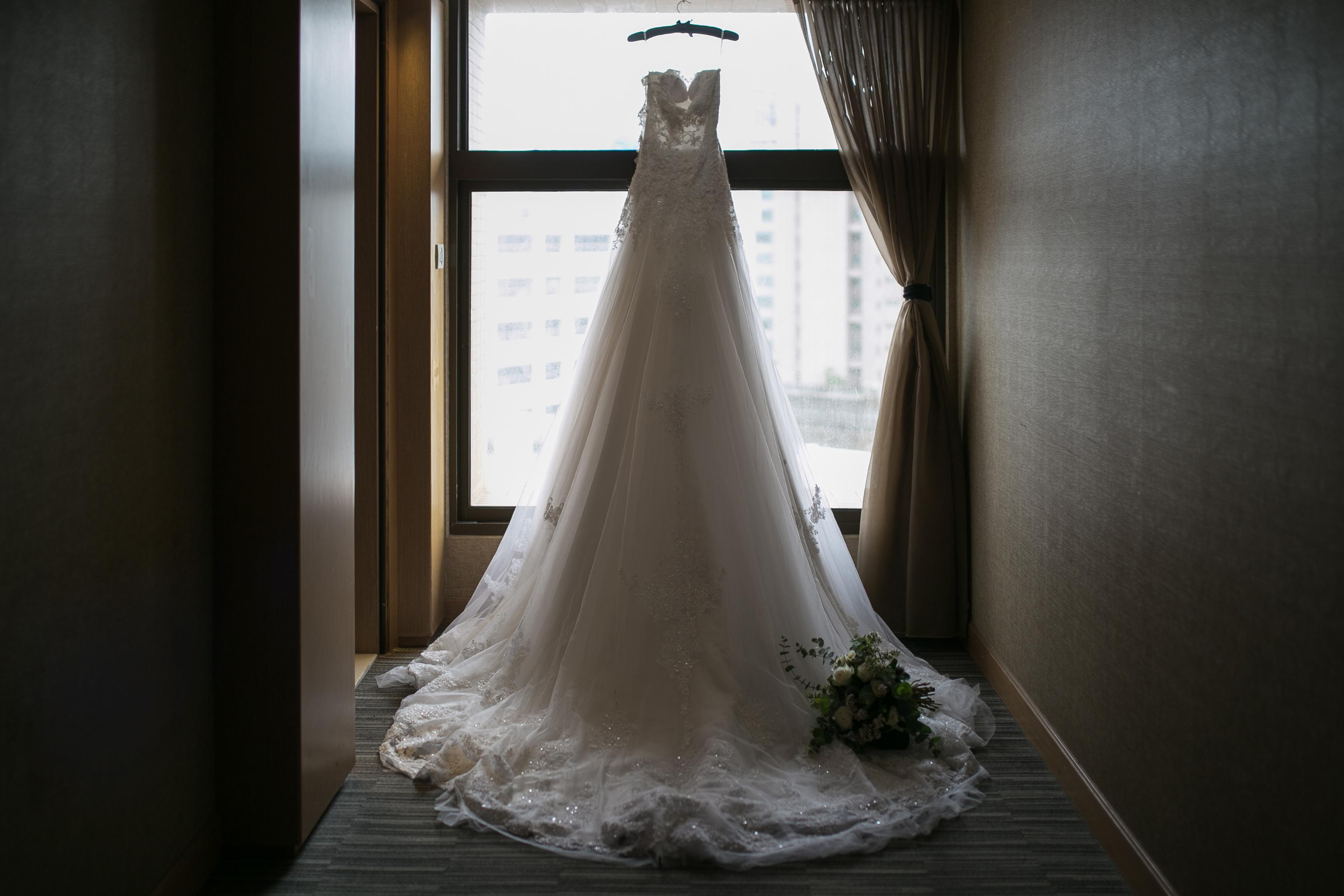 兔兔超人WAWA迎娶晚宴,新莊頤品大飯店,台中婚錄推薦10